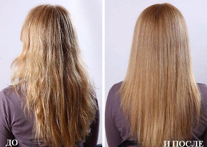 Как быстро вылечить волосы после осветления в домашних условиях thumbnail