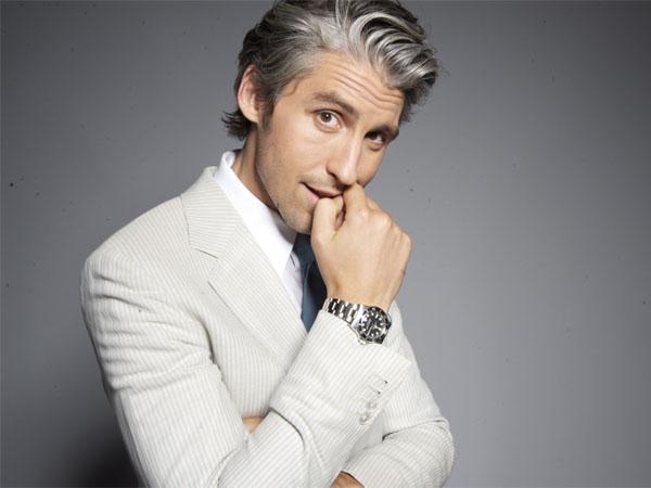Чем закрасить седину на русых волосах мужчине