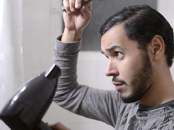 Выпрямление волос у мужчин в домашних условиях