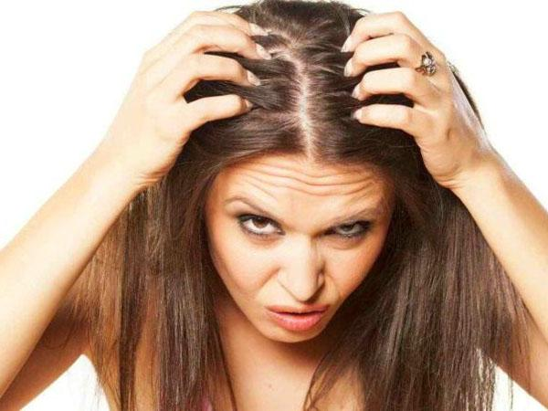 Уход за сухой кожей лица и за жирными волосами