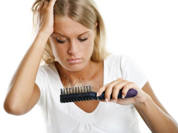 Общий анализ крови выпадают волосы