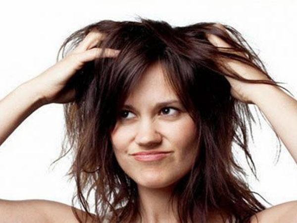 Раздражение кожи головы после покраски волос