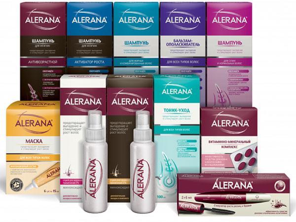 Масла от выпадения волос у женщин в аптеках
