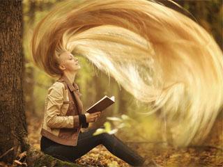Фаза роста волос у женщин