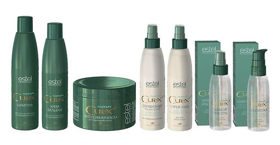 Эстель шампунь для восстановления волос