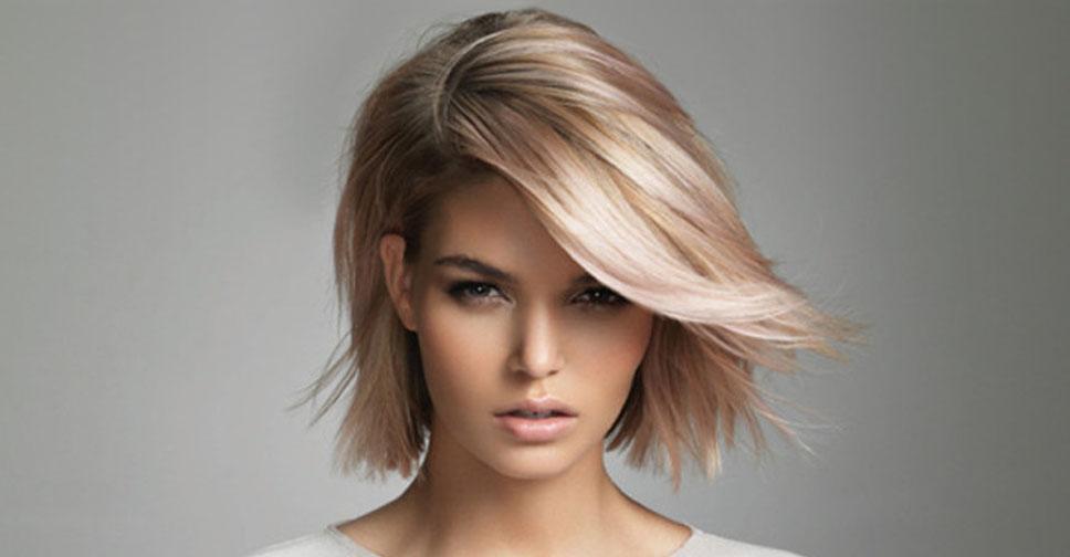 Кому подходят холодные оттенки волос