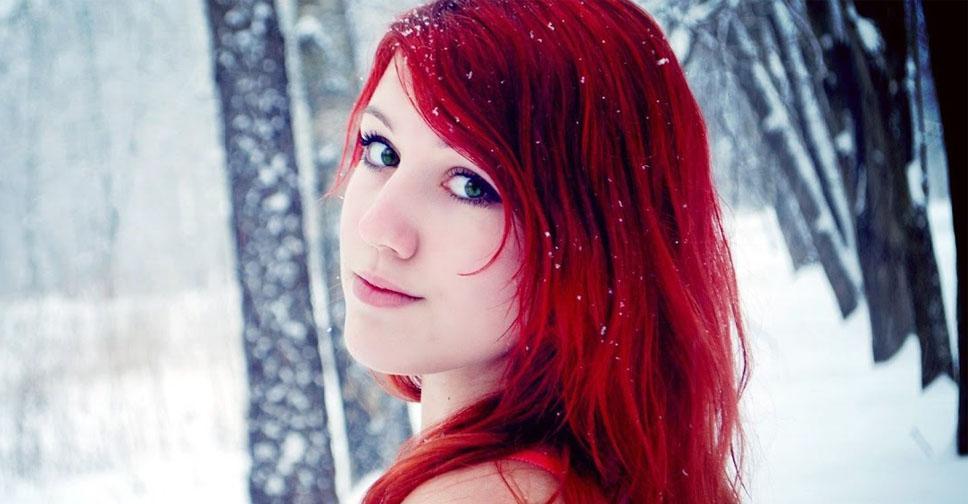 Как выбрать качественную красную краску для волос