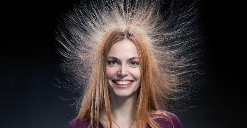 Что можно сделать чтобы волосы не магнитились