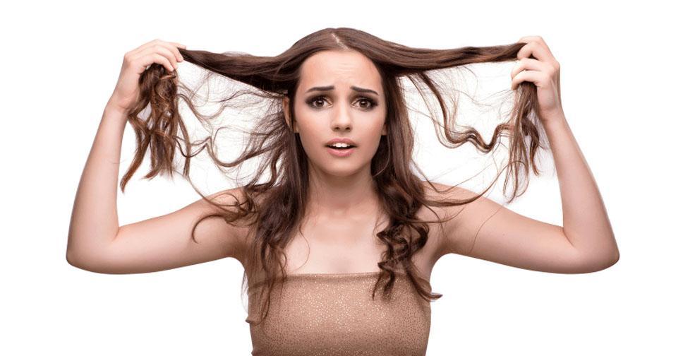 Почему быстро грязнятся волосы на голове