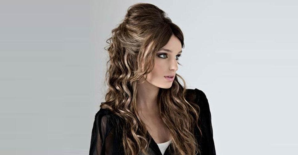 Прическа Мальвинка