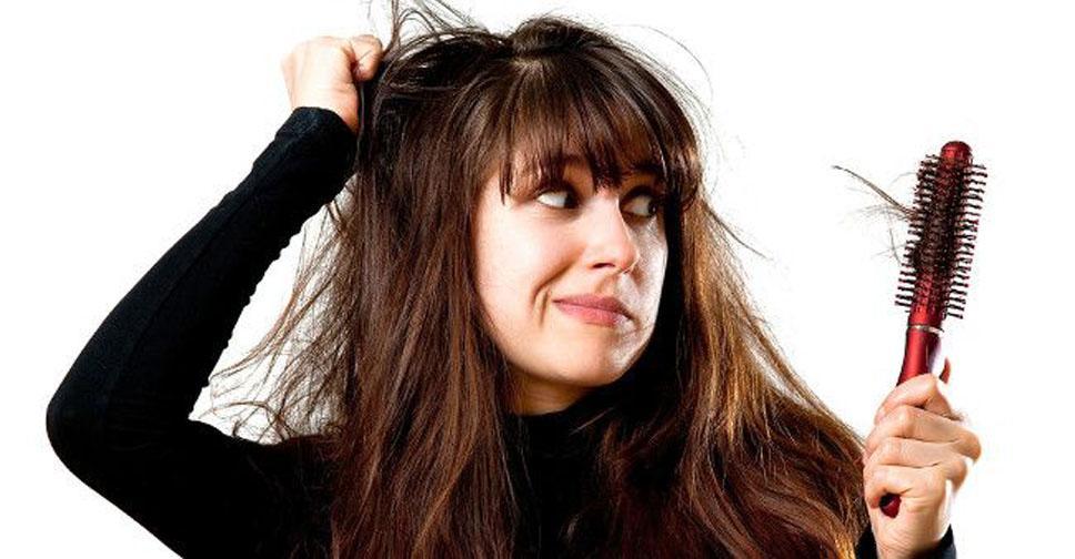 После наращивания волос болит кожа головы
