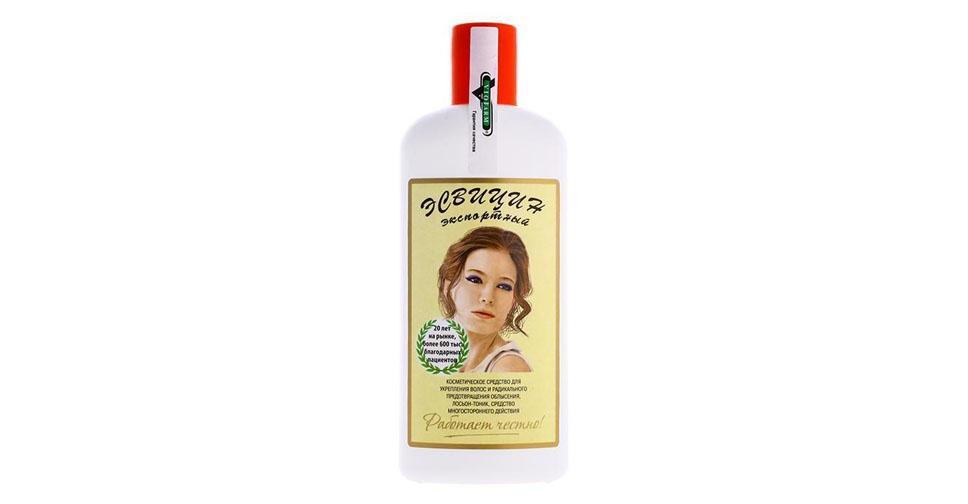 Лосьон для роста волос эсвицин