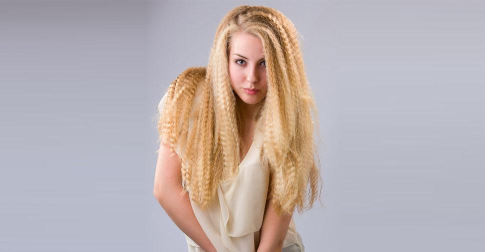Кудри делать на чистые или грязные волосы