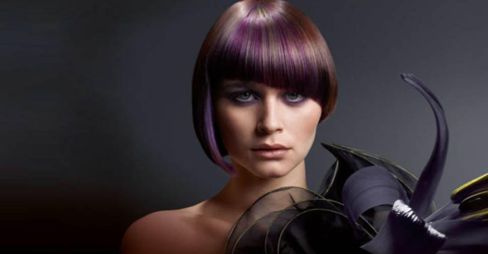 Колорирование на темные волосы средней длины, 29 фото