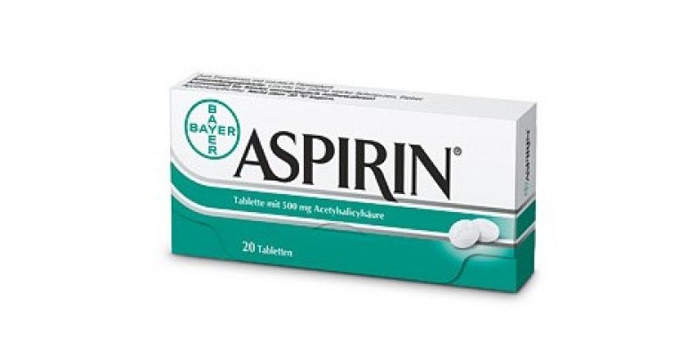 Аспирин маска для волос