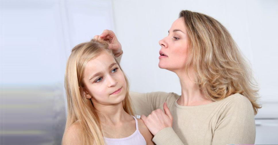 Вши на голове: внешний вид, симптомы и пути заражения