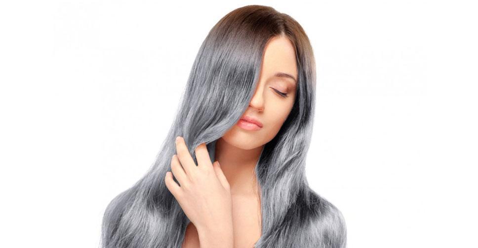 Можно красить седые волосы басмой в