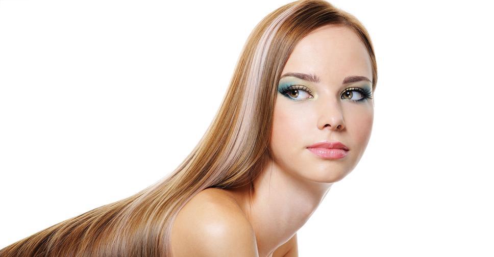 Как осветлить русые волосы в домашних условиях
