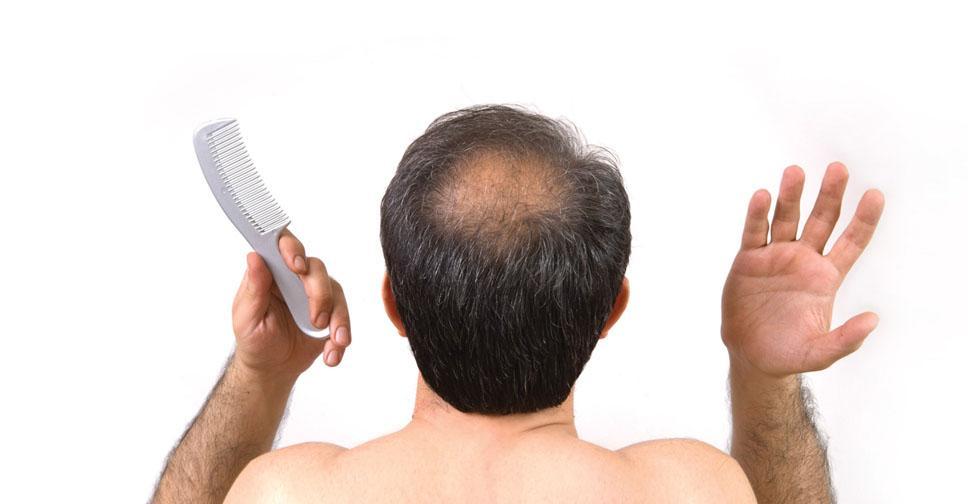 Стимуляция роста волос на голове у мужчин