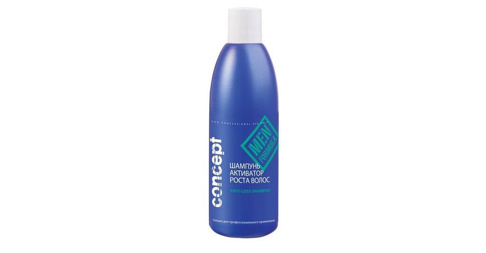 Аптечные шампуни для роста волос