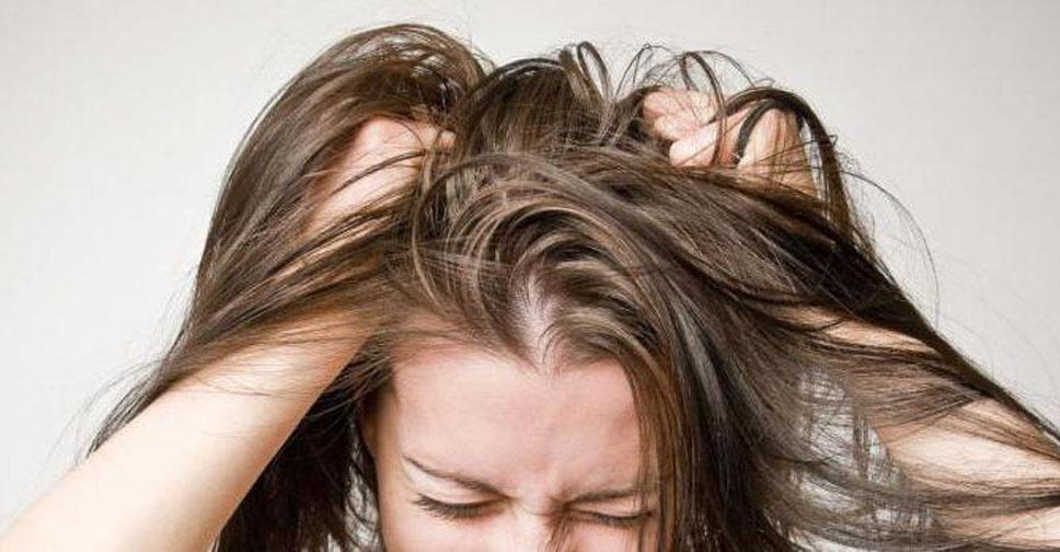 Почему чешется голова от седых волос