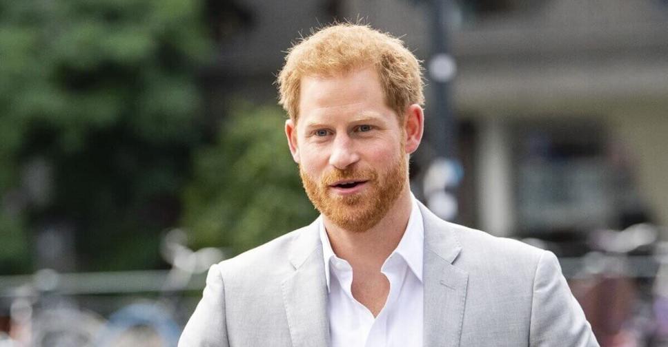 Принц Гарри поменял прическу