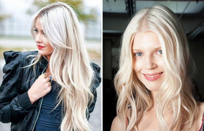 Персиковые волосы фото
