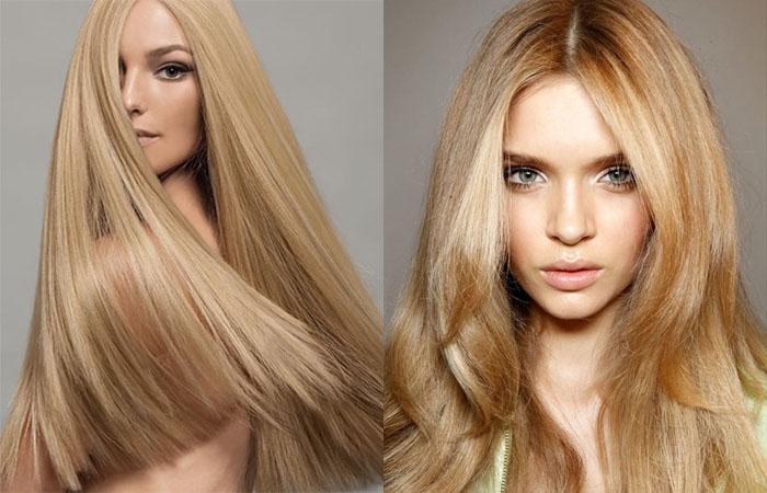 Как сделать красивый цвет волос фото 11