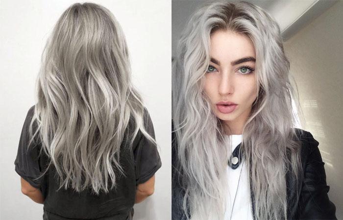 Как сделать красивый цвет волос