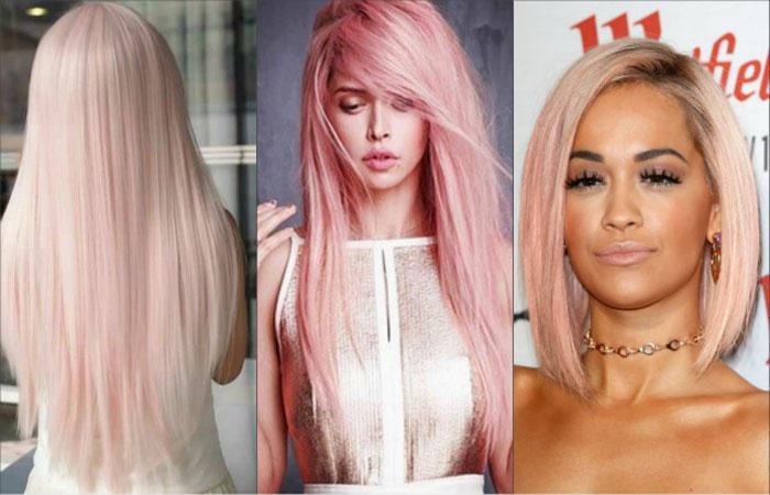 Теплые оттенки волос — как выбрать свой, правила подбора по цветотипу