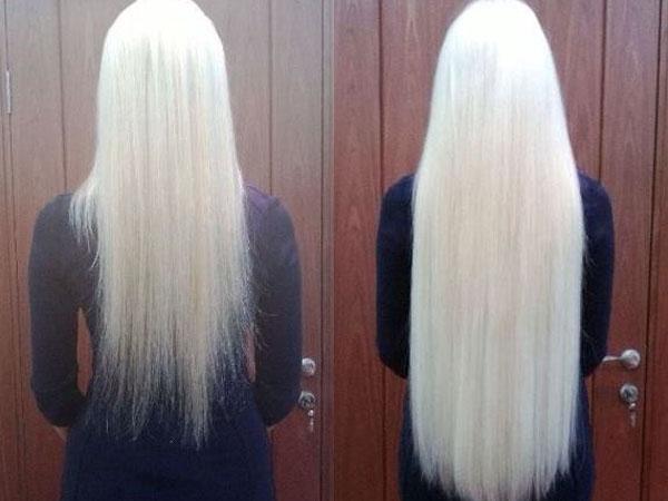 Смотреть Капсульное наращивание волос: отзывы, фото до и после видео