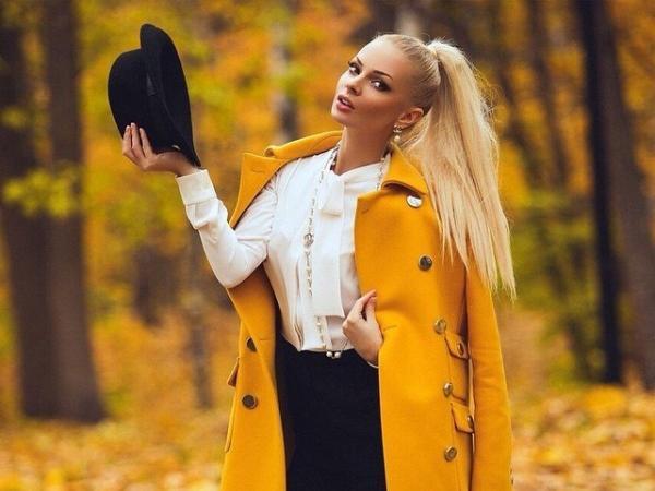 Фотосессия девушки блондинки различные фото одной девушки — 12