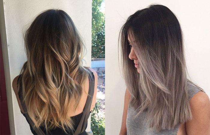Смотреть Покраска волос 2019 модные тенденции видео