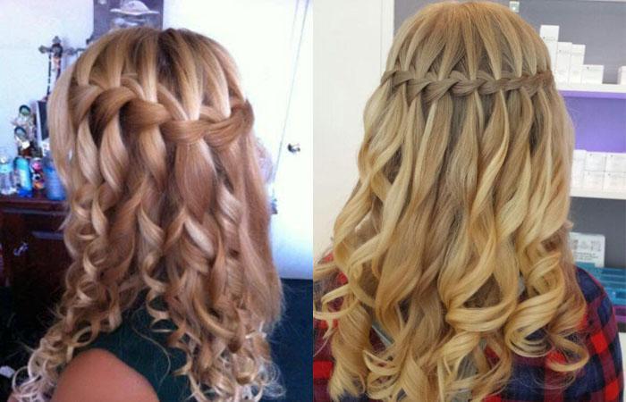 Как сделать красивую свадебную прическу на тонкие волосы? | 450x700