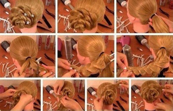 юбилея цветок из волос пошаговая инструкция фото шотландские коты принимают