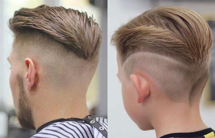 Мужские причёски с короткими волосами»