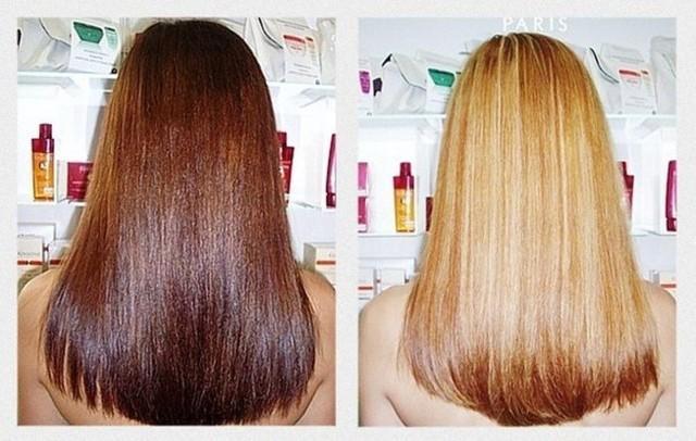 Осветление волос в домашних условиях - Здоровье - Lidernews