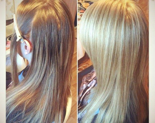 чем лучше пользоваться для блондирования волос