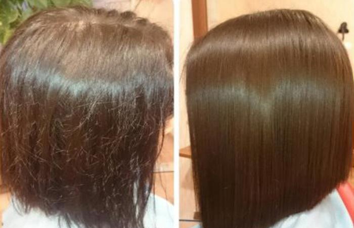Ботокс для волос xbtx omega zero organic отзывы