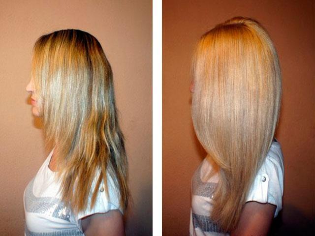 Ромашка для осветления волос