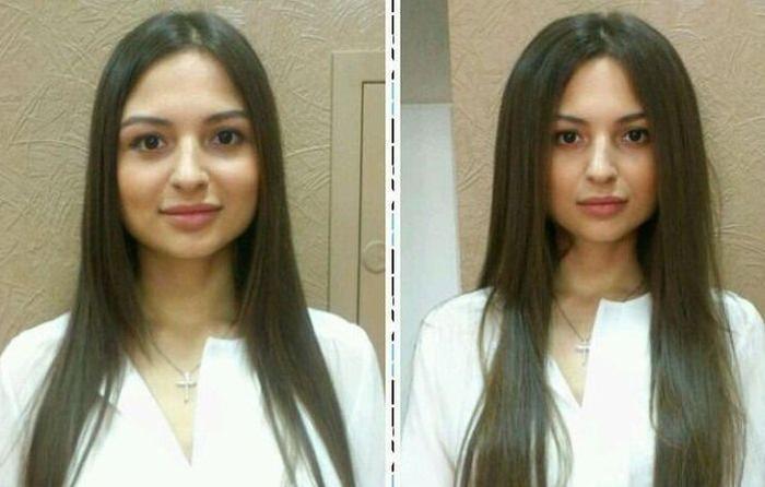 Как сделать прикорневой объем волос фото
