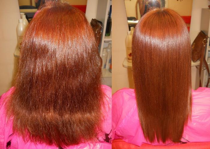 Коллаген для волос процедура отзывы