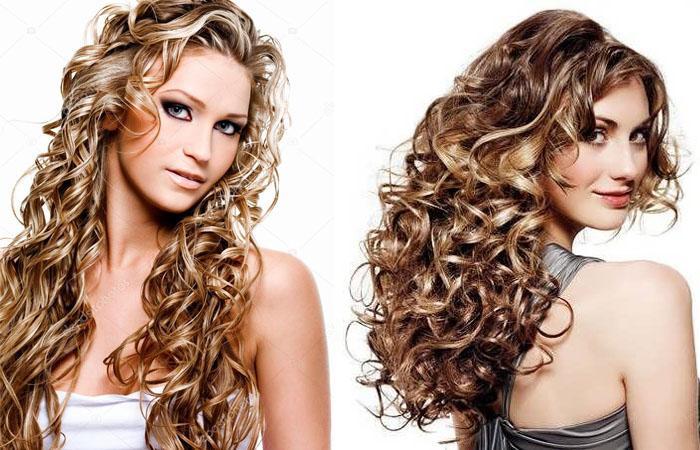 Как сделать легкие волны на волосах 43