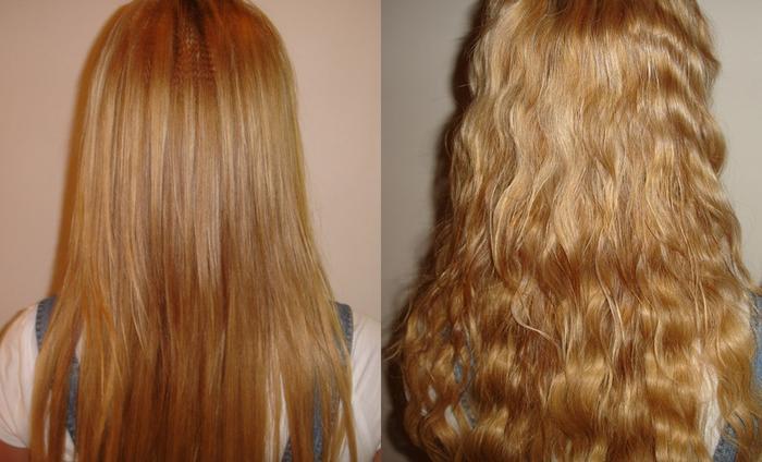 Чем отличается биозавивка от карвинга волос