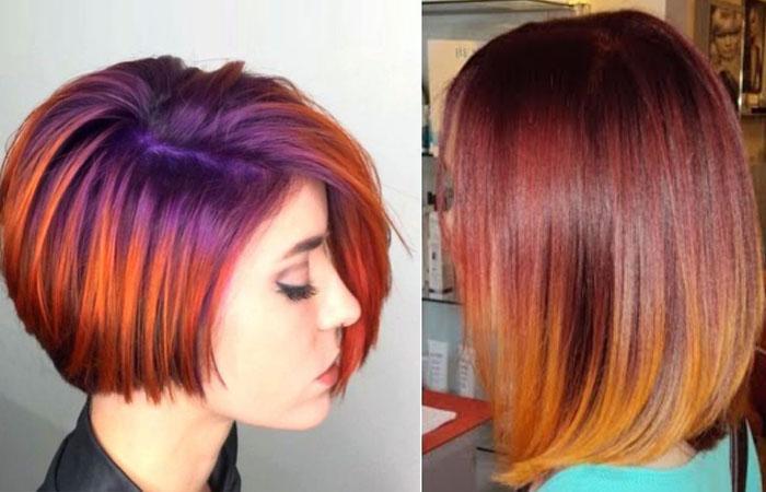 Как осветлить волосы в домашних условиях 73