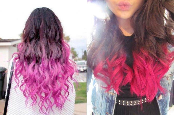 Розовые волосы, реально ли это? 71