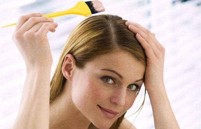 Средство для восстановления цвета волос