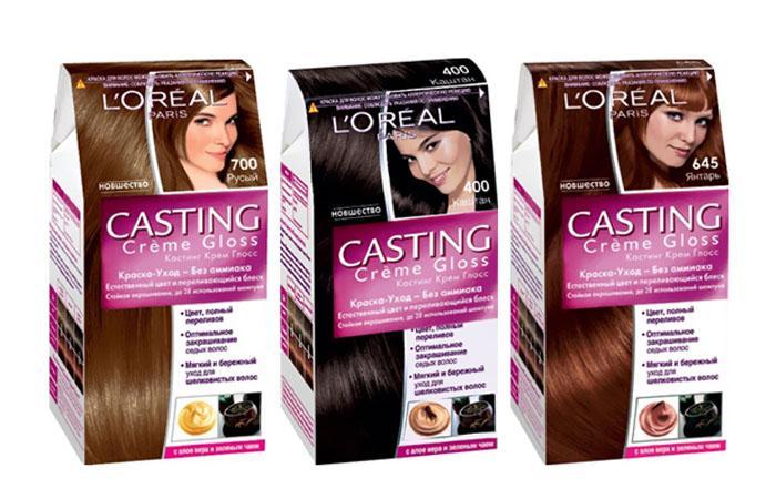 как перекрасить темный цвет волос