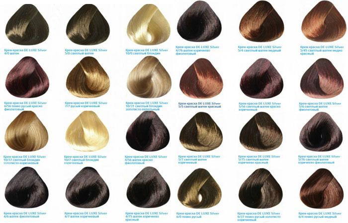 Краска для волос эстель ессекс