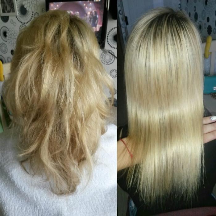 Нанопластика волос - «Хит 2017: нанопластика волос. Что